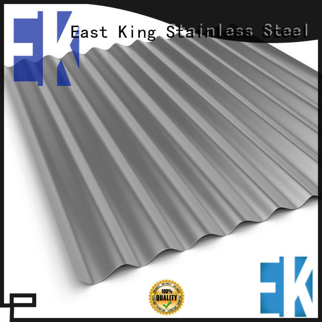 East King stainless steel plate wholesale for construction