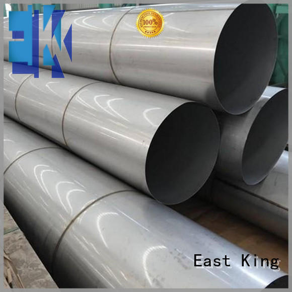 East King reliable stainless steel pipe series for aerospace