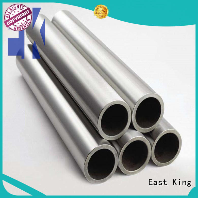 East King durable stainless steel pipe wholesale for aerospace