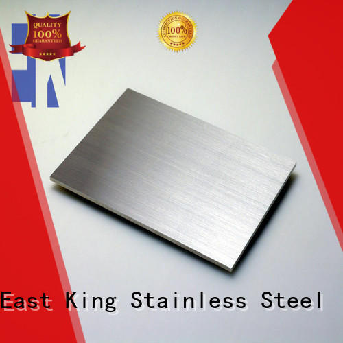 East King stainless steel plate wholesale for aerospace