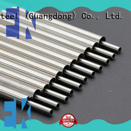 East King high quality stainless steel tube series for mechanical hardware