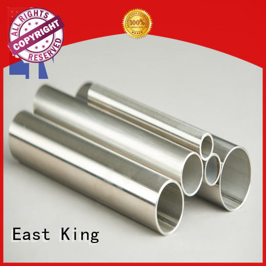 practical stainless steel tube with good price for bridge