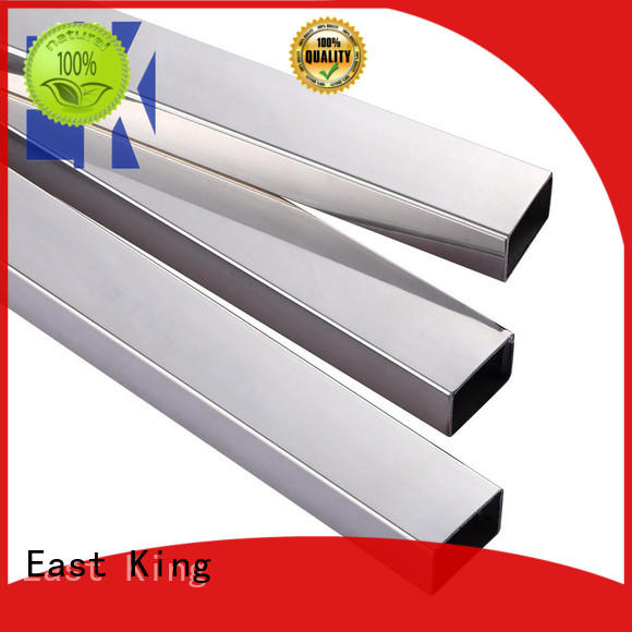 East King stainless steel tubing directly sale for tableware