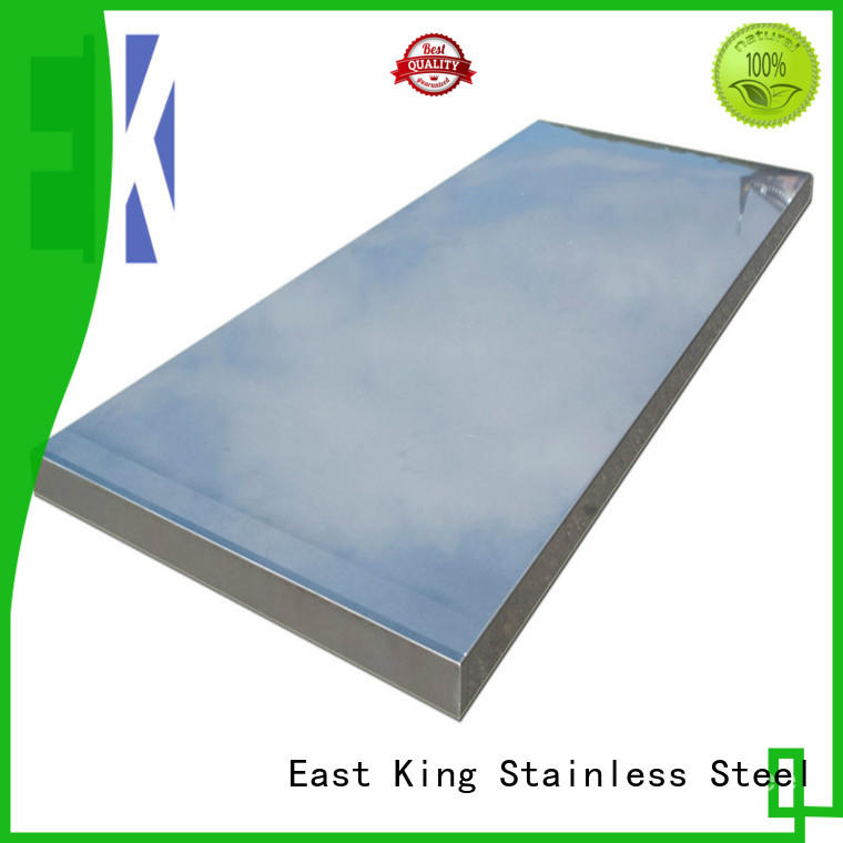 East King stainless steel plate directly sale for construction