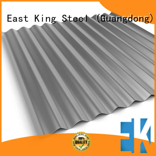 East King stainless steel sheet factory for aerospace