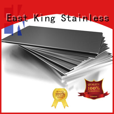 East King reliable stainless steel sheet wholesale for construction