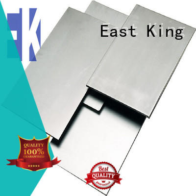 East King reliable stainless steel sheet supplier for tableware