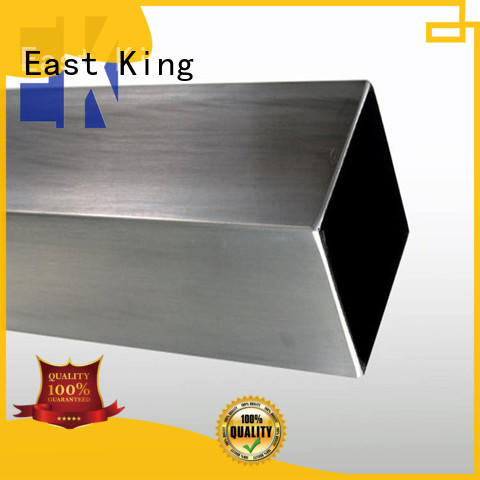 East King practical stainless steel tubing factory for aerospace